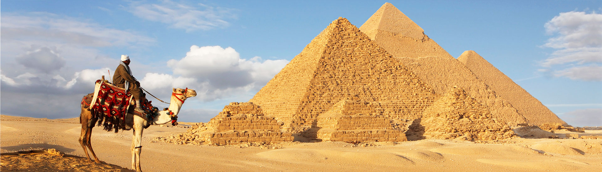 Experience The Antiquities Of Egypt