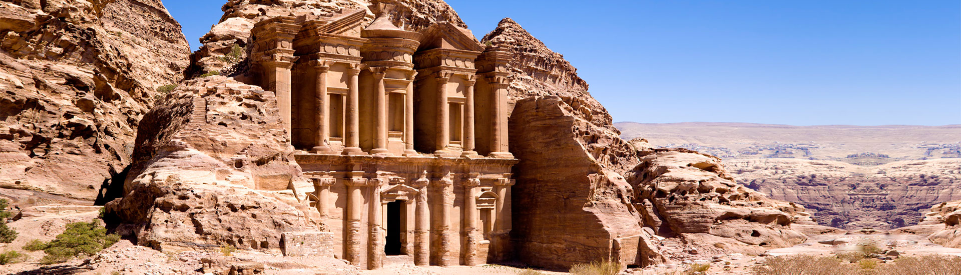 Journey Into The Past On Your Next Trip To Jordan