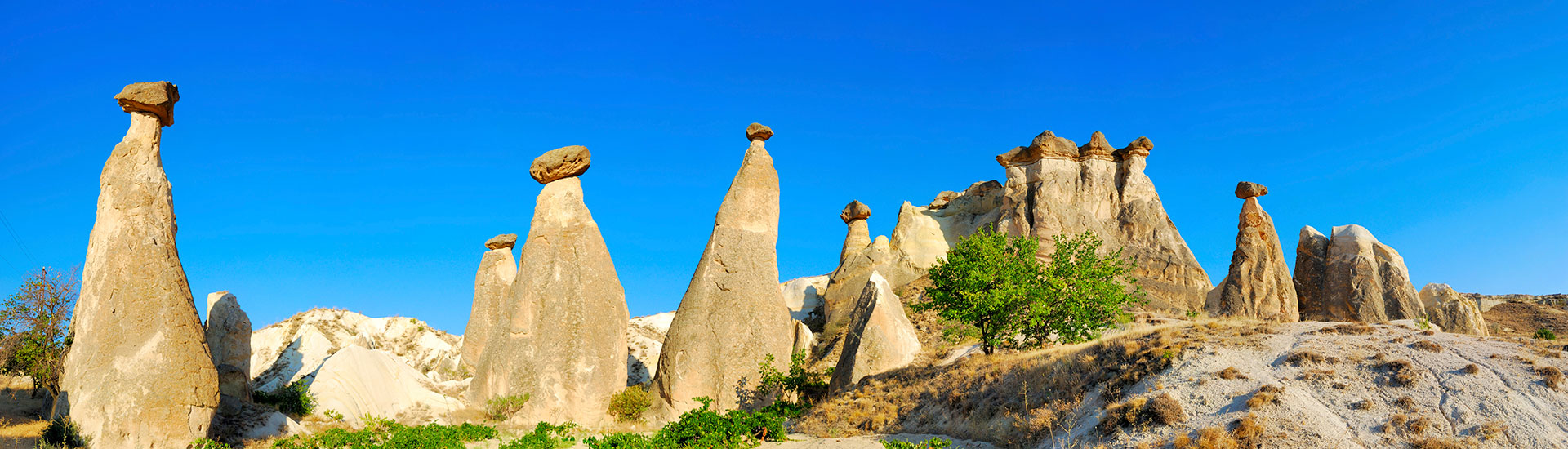 Traverse The Geographical Masterpiece Of Turkey